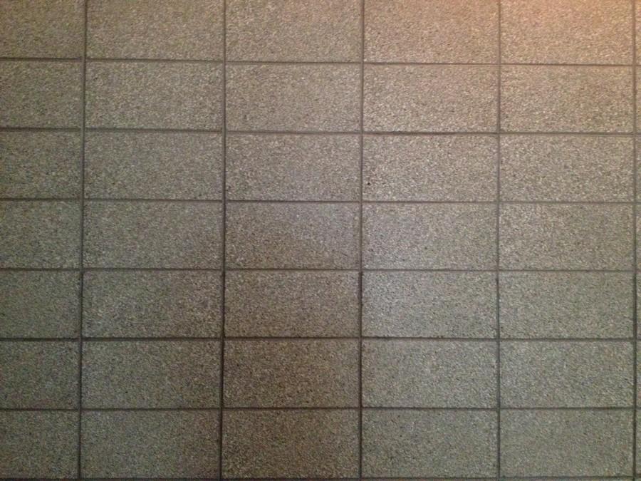 Concrete Block Walls Floors Doors Interior Design